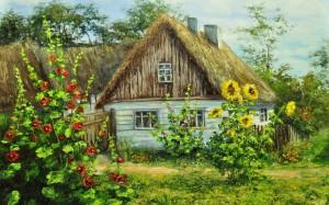 472092_selo_derevnya_leto_dom_zelen_cvety_1680x1050_www.GdeFon.ru_